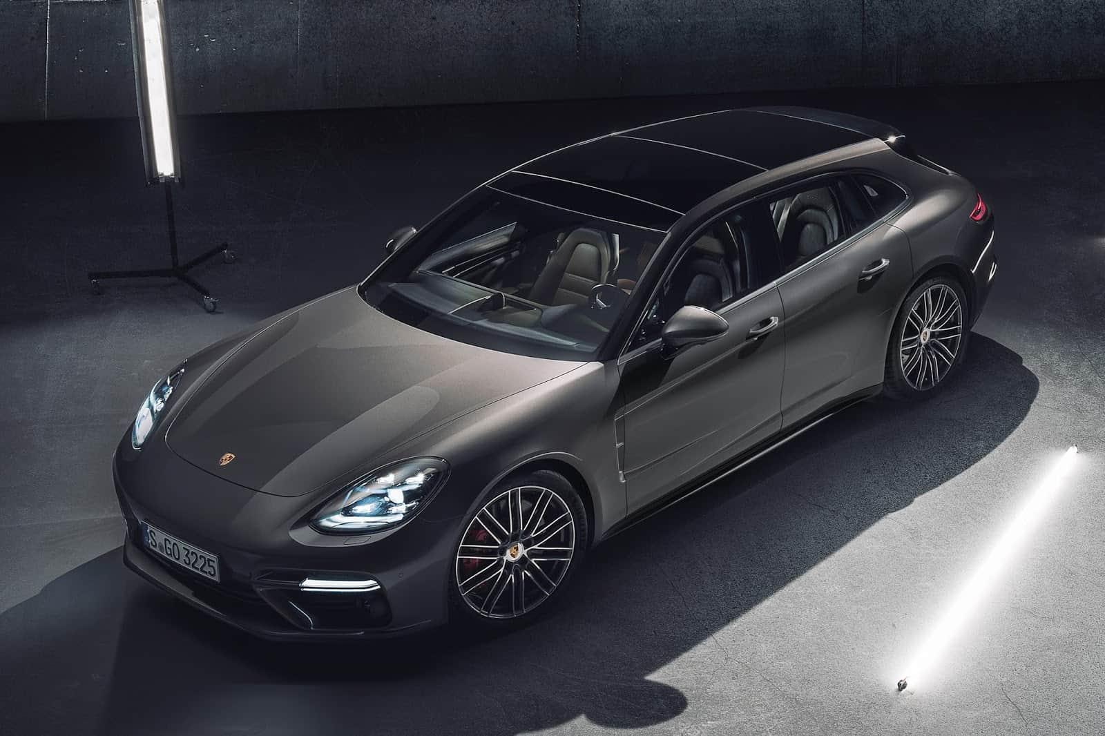 Porsche Panamera Sport Turismo -11