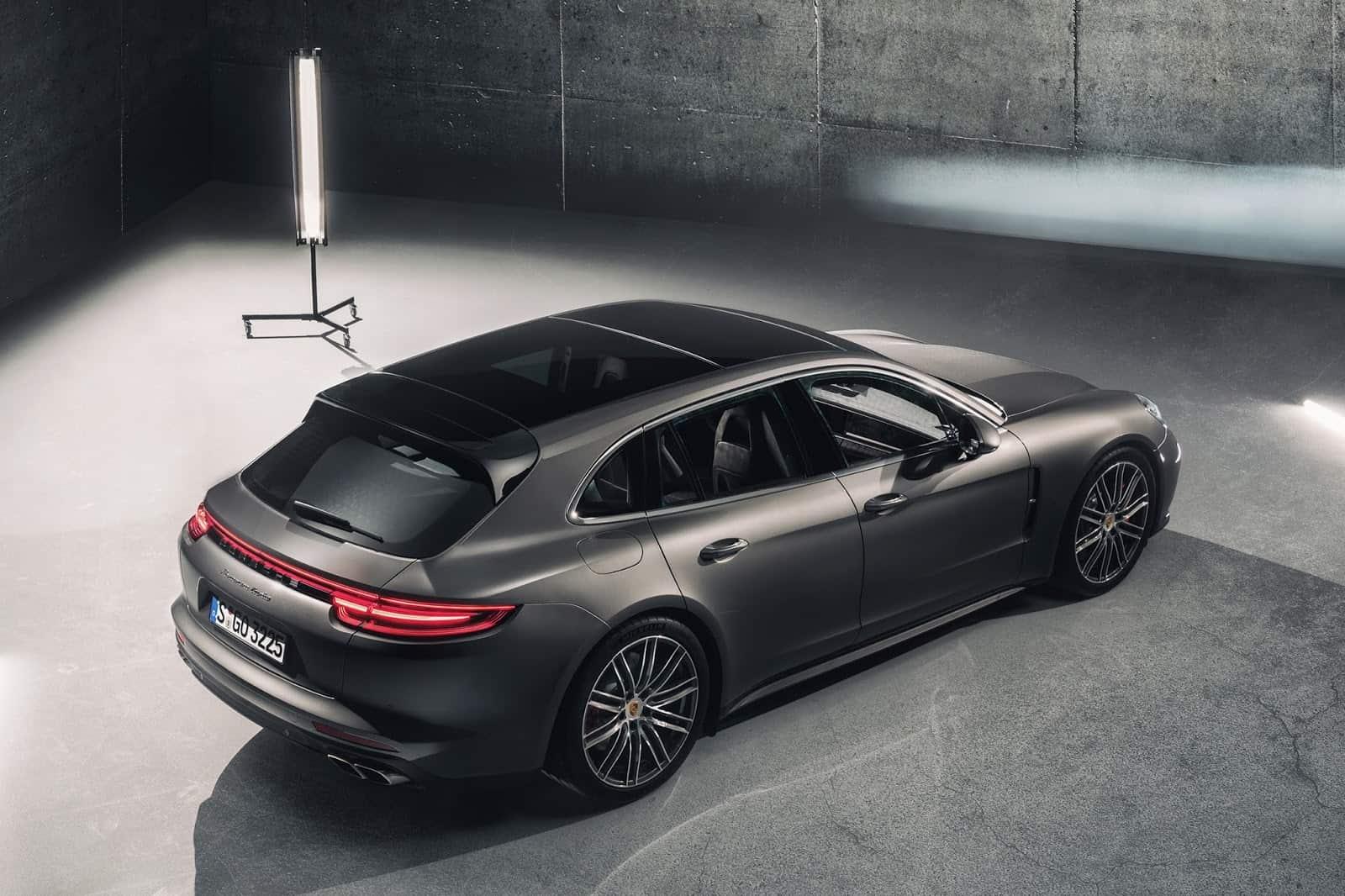Porsche Panamera Sport Turismo -2
