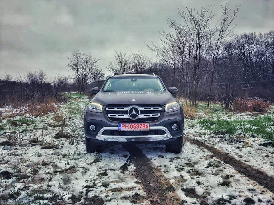 Mercedes Benz X-Class