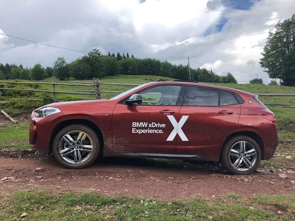 BMW xDrive Experience 2018