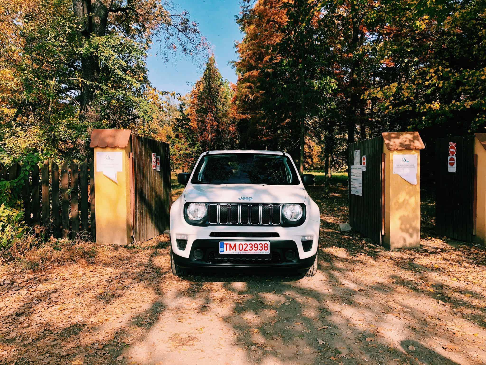 jeep renegade test