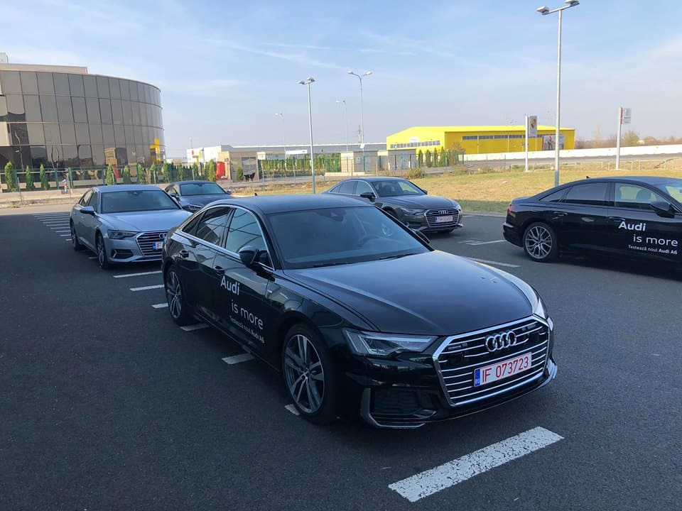 Roadshow Audi Timișoara